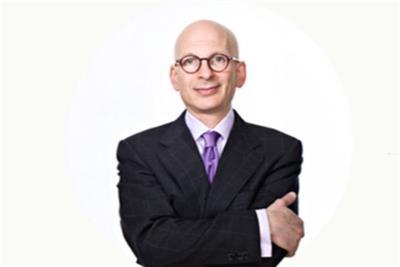 Seth Godin: We have 'branded ourselves to death'