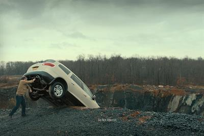 Sprint goes to deadly extremes to take on Verizon in Super Bowl spot