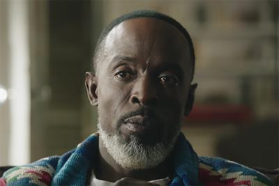 Michael K. Williams confronts his own typecasting in mesmerizing spot for The Atlantic