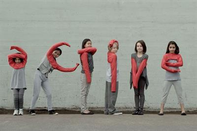 Canadian Sport for Life 'recess' by Dare Vancouver