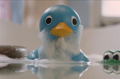 Bathstore 'duck' by Saatchi & Saatchi