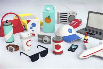 ITV 'product placement' by ITV Creative