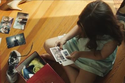 Little girl values Reeboks over heels in new film