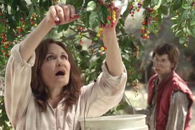 Skittles 'plant' by TBWA\Chiat\Day