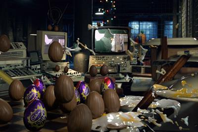 Cadbury 'goo dares wins' by Fallon