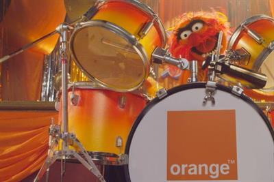 Orange 'The Muppets' by Fallon