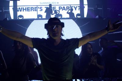"""Carlsberg """"where's the party?"""" by North Kingdom"""