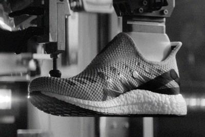 """Adidas """"Speedfactory: The future of how we create"""" by Stink Studios"""