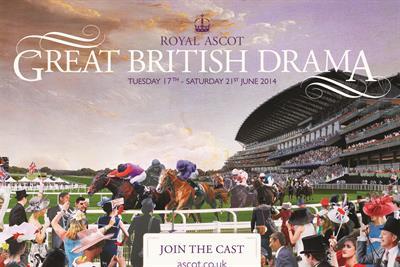 "Royal Ascot ""great British drama"" by Antidote"