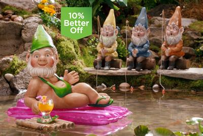 """Asda """"gnomes"""" by VCCP"""