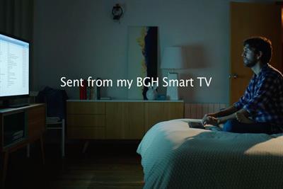 """BGH """"emails"""" by Del Campo Saatchi & Saatchi"""