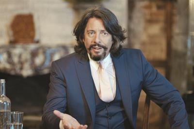 "Lotto ""Laurence Llewelyn-Bowen"" by Abbott Mead Vickers BBDO"