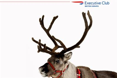 British Airways 'executive club loyalty programme' by OgilvyOne