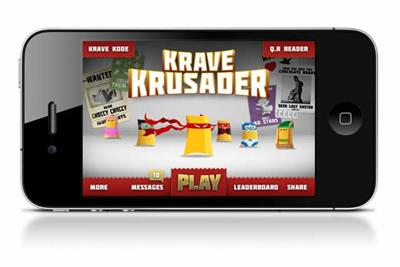 Krave 'Krave Krusader' by CMW