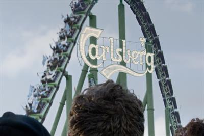 "Carlsberg ""the ride"" by Santo"