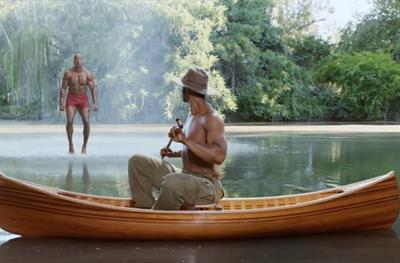"Old Spice ""and so it begins"" by Wieden & Kennedy Portland"