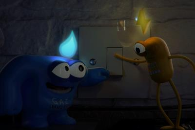"""Smart Energy GB """"Gaz & Leccy"""" by Abbott Mead Vickers BBDO"""