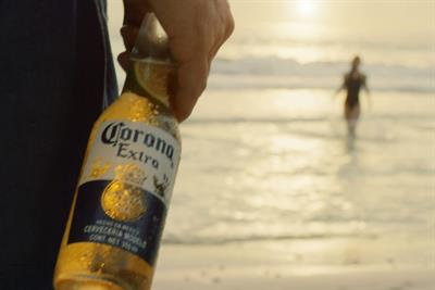 "Corona ""This is living"" by Wieden & Kennedy Amsterdam"