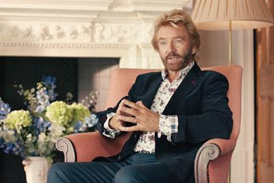 "Lotto ""please not them (Noel Edmonds)"" by Abbott Mead Vickers BBDO"