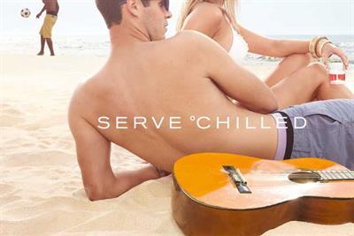 Mateus Rosé 'serve chilled' by Euro RSCG London