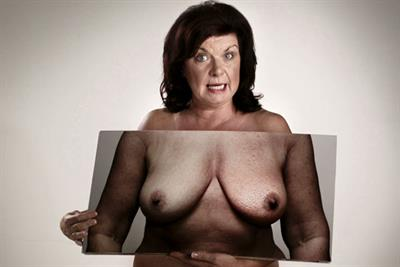 Scottish Government 'breast cancer campaign' by Leith