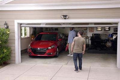 "Dodge ""don't touch my dart"" by Wieden & Kennedy Portland"