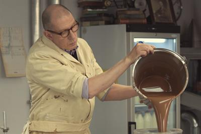 Cadbury Dairy Milk 'chocolate charmer' by Fallon
