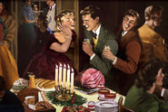 Schweppes 'christmas entertainment' by Mother London