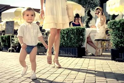 Huggies 'jeans' by JWT New York