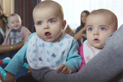 Game Group 'don't wait for a miracle' by TBWA\London