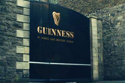 "Guinness ""gates"" by Quaker City Mercantile"