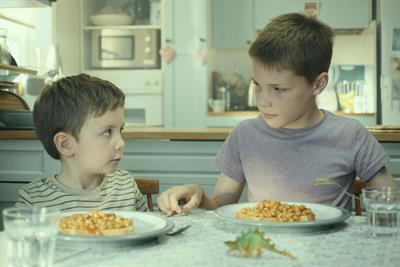 """Heinz """"little brother"""" by Abbott Mead Vickers BBDO"""