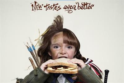 """Hovis """"the best of both"""" by JWT London"""