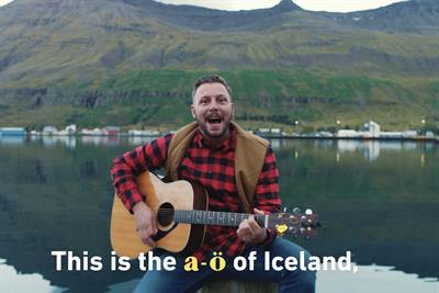 "Promote Iceland ""The A to Ö of Iceland"" by The Brooklyn Brothers and Íslenska"