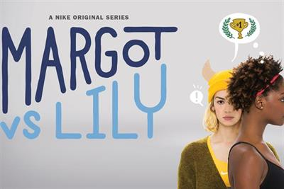 Nike 'Margot vs Lily' by Wieden & Kennedy