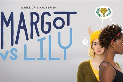 "Nike ""Margot vs Lily"" by Wieden & Kennedy"