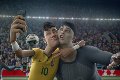 "Nike ""the last game"" by Wieden & Kennedy Portland"