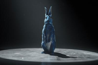 "O2 ""Follow the rabbit"" by VCCP"