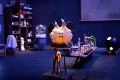 """Oreo """"laboratorium"""" 360i"""