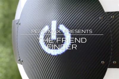 "Pepsi Max ""friend finder"" by Abbott Mead Vickers BBDO"