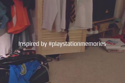 """Sony PlayStation """"for the players since 1995"""" by Drum"""