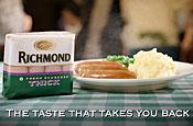 Richmond Sausages 'clocked' by Quiet Storm