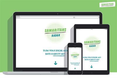 """Samaritans """"Radar"""" by Jam"""