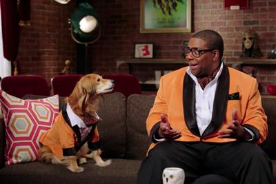 SNL's Kenan Thompson is back for more as Fandango's Miles Mouvay
