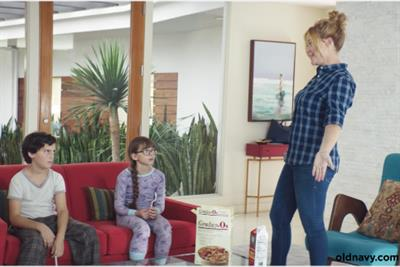 Amy Schumer isn't the only star in funny new Old Navy spots