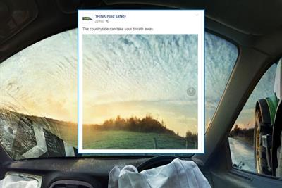 """Department for Transport """"Country roads - Think 360"""" by AMV BBDO"""