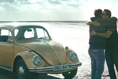 "Volkswagen UK ""Barry's story"" by Adam & Eve/DDB"