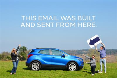"""Vauxhall """"First email built from a car"""" by MRM Meteorite"""
