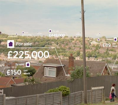 """Zoopla """"smart knows"""" by Albion"""