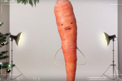 """Aldi """"Kevin the carrot casting"""" by McCann UK"""